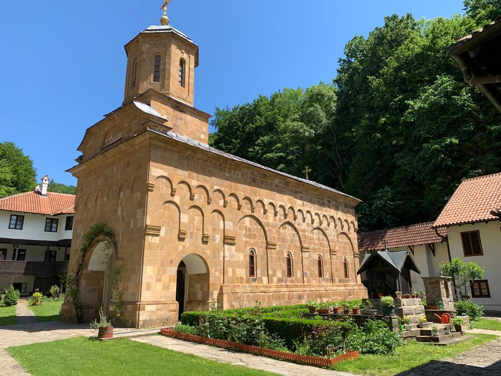 Spomenici Šumadije: Manastir Vraćevšnica